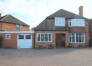 Thumbnail 4 bed detached house for sale in Ash Grove, Stratford-Upon-Avon