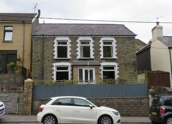 Thumbnail 3 bed detached house for sale in Main Road, Maesycwmmer, Hengoed