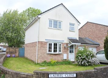 Thumbnail 3 bed link-detached house for sale in Laurel Close, Undy, Caldicot