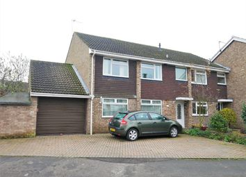 Thumbnail 4 bed semi-detached house for sale in Keble Park North, Bishopthorpe, York