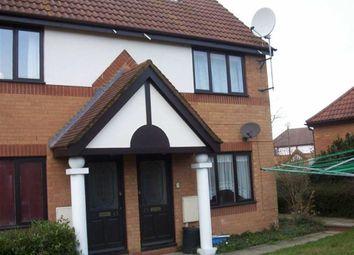 Thumbnail 2 bedroom maisonette to rent in Eelbrook Avenue, Bradwell Common, Milton Keynes