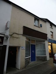 Thumbnail 2 bed flat to rent in 29 High Cross Street, St Austell, Cornwall