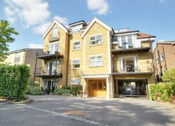 Thumbnail 2 bed flat for sale in Stapleford Lodge, Bycullah Road, Enfield