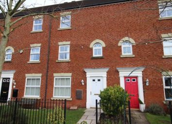 Thumbnail 4 bed terraced house to rent in Great Park Drive, Leyland