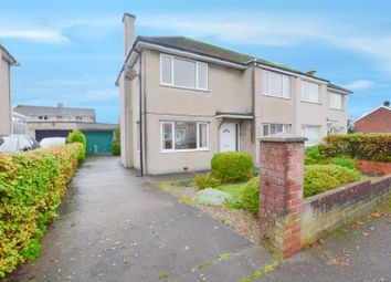 Thumbnail 3 bed semi-detached house for sale in Hawkshead Avenue, Workington