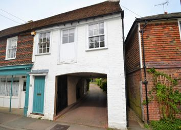 Thumbnail 1 bed maisonette for sale in West Street, Harrietsham, Maidstone