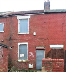 Thumbnail 2 bed terraced house for sale in South Row, Eldon, Bishop Auckland