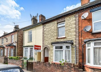 Thumbnail 2 bed terraced house for sale in Fenlake Road Industrial Estate, Fenlake Road, Bedford