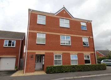 Thumbnail 2 bed flat for sale in Raleigh Drive, Cullompton