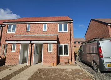 Thumbnail 2 bed terraced house to rent in Sweetapple Close, Tidworth, Wiltshire