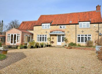 Thumbnail 3 bed cottage for sale in Vicarage Lane, Wellingore, Lincoln