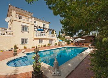 Thumbnail 4 bed villa for sale in Spain, Málaga, Coín, Las Delicias
