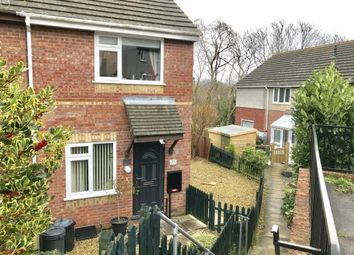 Thumbnail 2 bed semi-detached house for sale in Torpoint, Cornwall, United Kingdom