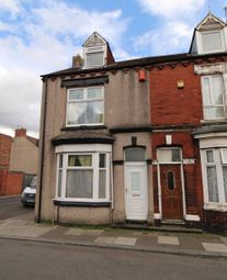 4 bed end terrace house to rent in Beaumont Road, Middlesbrough, Cleveland TS3