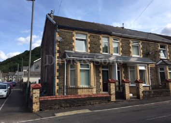 Thumbnail 3 bed end terrace house to rent in John Street, Cwmcarn, Newport.
