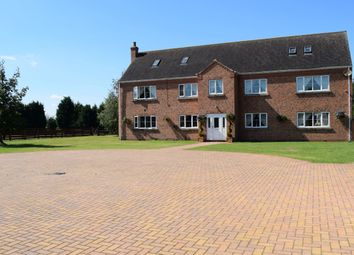 Thumbnail 5 bed detached house for sale in Godnow Bridge, Crowle, Scunthorpe