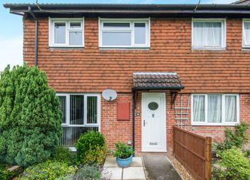 Thumbnail 4 bed end terrace house for sale in Humbers View, Kings Somborne, Stockbridge