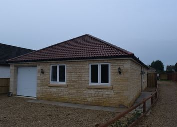 Thumbnail 3 bedroom detached bungalow for sale in Lincoln Road, Glinton, Peterborough
