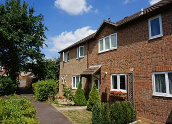 Thumbnail 2 bedroom terraced house for sale in Barle Close, Taunton