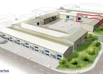 Thumbnail Commercial property to let in Unit 16, Phoenix Enterprise Park, Gisleham, Lowestoft