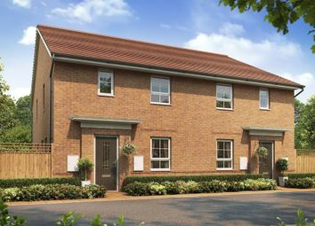 """Thumbnail 2 bed end terrace house for sale in """"Amber"""" at Cables Retail Park, Steley Way, Prescot"""