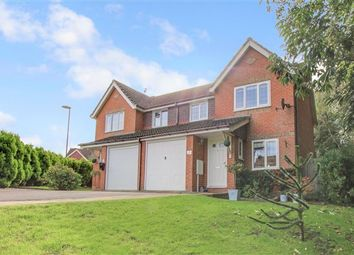 Thumbnail 3 bed semi-detached house for sale in Matthews Drive, Maidenbower, Crawley