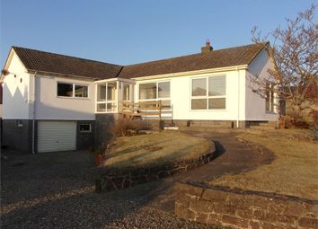 Thumbnail 3 bed detached bungalow for sale in Brynhafod, Cardigan, Ceredigion