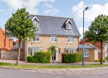 Thumbnail 5 bed detached house for sale in Chancellor Avenue, Chelmsford, Essex