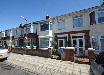 Thumbnail 3 bedroom terraced house for sale in Stanley Avenue, Portsmouth