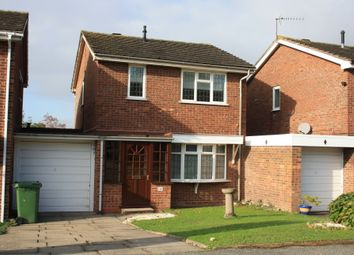 Thumbnail 3 bedroom link-detached house to rent in Hollyberry Close, Winyates Green, Redditch