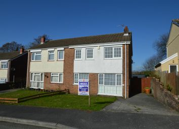 Thumbnail 3 bed semi-detached house for sale in Parc Penrhiw, Betws, Ammanford