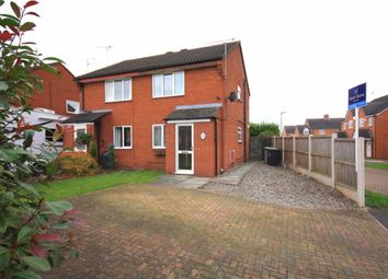 Thumbnail 2 bed semi-detached house to rent in The Beeches, Nantwich