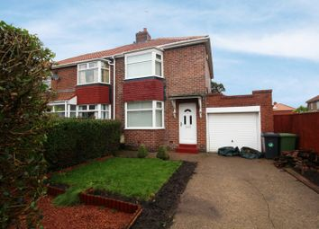 Thumbnail 2 bed semi-detached house for sale in Titlington Grove, Hebburn, Tyne And Wear
