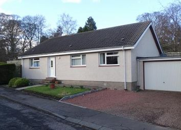 Thumbnail 3 bed bungalow to rent in 3 Kingsmeadows Gardens, Peebles