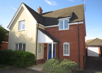 Thumbnail 4 bed detached house for sale in Barley Close, South Wootton, King's Lynn