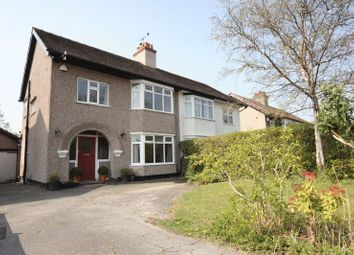 Thumbnail 3 bedroom semi-detached house for sale in Latchford Road, Gayton, Wirral