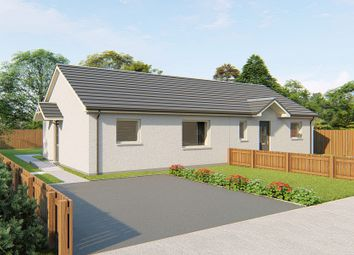 Thumbnail 1 bed bungalow for sale in Corsmanhill Drive, Inverurie