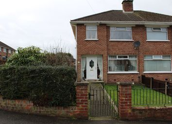 Thumbnail 3 bedroom semi-detached house to rent in Wanstead Park, Dundonald, Belfast