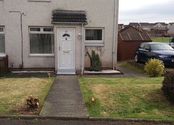 Thumbnail 1 bed end terrace house for sale in Lauder Gardens, Carnbroe, Coatbridge