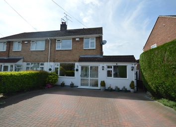 Thumbnail 4 bed semi-detached house for sale in Modbury Close, Styvechale, Coventry