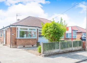 Thumbnail 2 bed bungalow for sale in Brierley Road West, Swinton, Manchester, Greater Manchester