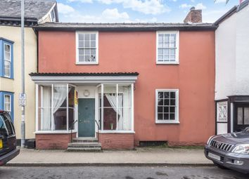 Thumbnail 2 bed town house for sale in High Street, Presteigne, Powys LD8,