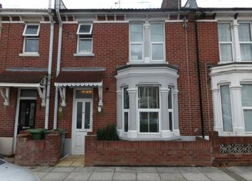 Thumbnail 3 bed terraced house for sale in Wallace Road, Portsmouth