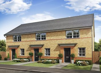 """Thumbnail 3 bed terraced house for sale in """"Barton"""" at Barff Lane, Brayton, Selby"""