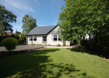 Thumbnail 4 bed detached bungalow for sale in Western Way, Darras Hall, Newcastle Upon Tyne