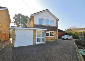 Thumbnail 4 bedroom detached house for sale in Warren Road, St. Ives, Huntingdon