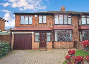 Thumbnail 4 bed semi-detached house for sale in Ruskin Avenue, Acklam, Middlesbrough
