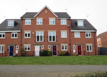 Thumbnail 4 bed terraced house for sale in College Green Walk, Mickleover, Derby