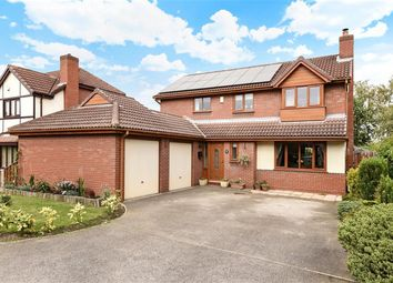 Thumbnail 4 bed detached house for sale in Ridings Way, Lofthouse Gate, Wakefield