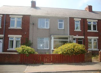 Thumbnail 3 bed terraced house for sale in Alexandra Road, Ashington